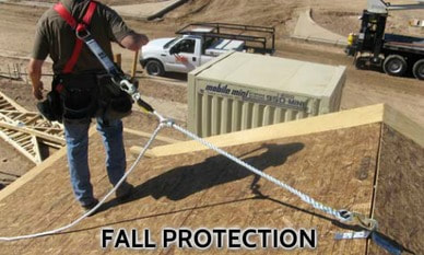 fall protection fall arrest fall restraint training worksafebc bc vancouver surrey langley burnaby richmond delta maple ridge coquitlam new westminster abbotsford