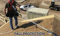 fall protection arrest restraint training worksafebc safety training courses bc vancouver surrey langley burnaby delta richmond victoria coquitlam port moody maple ridge abbotsford pitt meadows new westminster