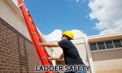 ladder safety use training worksafebc safety training courses bc vancouver surrey langley burnaby delta richmond victoria coquitlam port moody maple ridge abbotsford pitt meadows new westminster