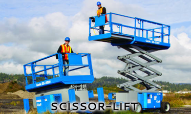 scissor lift aerial work platform training certification worksafebc bc vancouver surrey langley burnaby richmond delta maple ridge coquitlam new westminster abbotsford