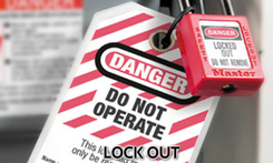 occupational health and safety online lock out tag out safety training ohs courses bc vancouver surrey burnaby victoria richmond langley delta coquitlam maple ridge abbotsford kelowna