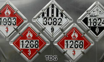 tdg transportation of dangerous goods training worksafebc safety training courses BC vancouver surrey langley burnaby delta victoria coquitlam port moody maple ridge abbotsford pitt meadows new westminster